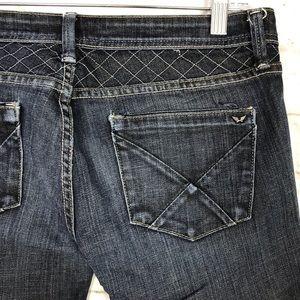 Kasil Jeans - Kasil Heritage 1968 Devoted Cairo Bootcut Jeans 27